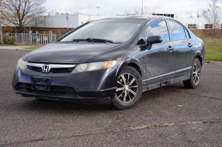 Used 2007 Honda Civic DX-G Run & Drives Good!! for sale in North York, ON
