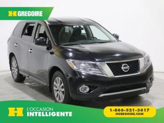 Used 2015 Nissan Pathfinder S FWD 7 PASSAGERS AC for sale in St-Léonard, QC