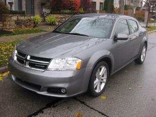 Used 2012 Dodge Avenger SXT, 4 CYL, NO ACCIDENTS, CERTIFIED for sale in Toronto, ON