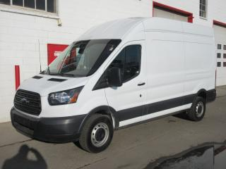 Used 2017 Ford Transit High roof cargo for sale in Calgary, AB