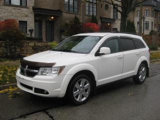 Used 2010 Dodge Journey SXT, NO ACCIDENTS, CERTIFIED, BLUETOOTH, A1 for sale in Toronto, ON