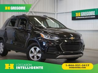 Used 2017 Chevrolet Trax LT AWD, CAMÉRA for sale in St-Léonard, QC