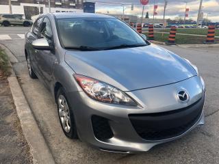 Used 2013 Mazda MAZDA3 GX for sale in Toronto, ON