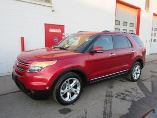Used 2012 Ford Explorer LIMITED for sale in Calgary, AB