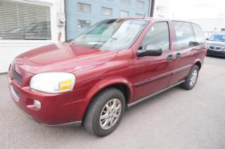 Used 2005 Chevrolet Uplander 4dr Reg WB Value for sale in Mascouche, QC