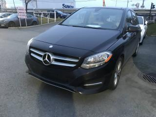 Used 2015 Mercedes-Benz B-Class B250 4matic GPS Toit Panoramique Cuir for sale in Pointe-Aux-Trembles, QC