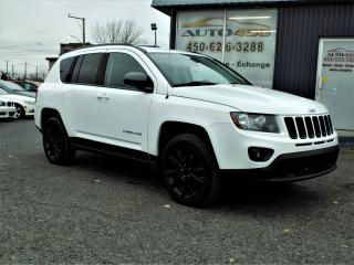 Used 2012 Jeep Compass ***SPORT,MAGS,4X4*** for sale in Longueuil, QC