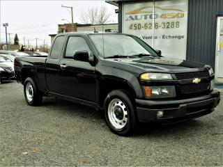Used 2010 Chevrolet Colorado ***LT,BAS KILO,AIR CLIMATISE*** for sale in Longueuil, QC