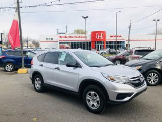 Used 2015 Honda CR-V LX 4WD BAS KM! for sale in Charlesbourg, QC