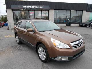 Used 2011 Subaru Outback 2.5I AWD for sale in St-Hubert, QC