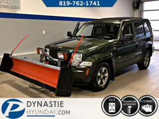 Used 2008 Jeep Liberty Sport for sale in Rouyn-Noranda, QC