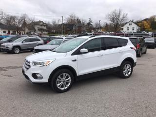 Used 2018 Ford Escape X-Daily Rental , LOADED Leather , moon roof, camer for sale in Mitchell, ON