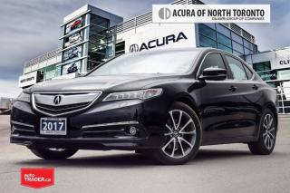 Used 2015 Acura TLX 3.5L SH-AWD w/Elite Pkg WOW, 7YR Acura Warranty In for sale in Thornhill, ON