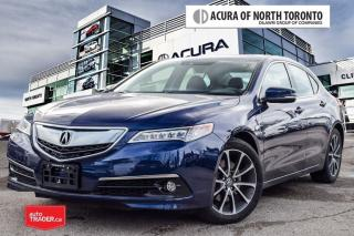 Used 2015 Acura TLX 3.5L SH-AWD w/Elite Pkg WOW 7YR 130000 Warranty In for sale in Thornhill, ON