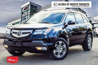 Used 2009 Acura MDX Tech 5sp at One Owner| Local Trade| Navigation for sale in Thornhill, ON