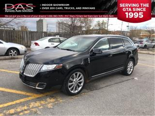 Used 2012 Lincoln MKT ECOBOOST NAVIGATION/REAR CAMERA/7 PASS for sale in North York, ON