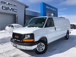 Used 2017 GMC Savana 2500 RWD 155 for sale in Barrie, ON