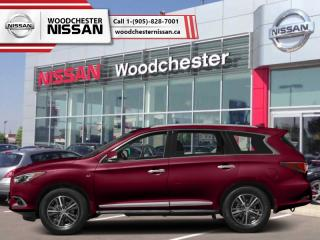New 2019 Infiniti QX60 PURE AWD  - Sunroof -  Leather Seats - $353.11 B/W for sale in Mississauga, ON