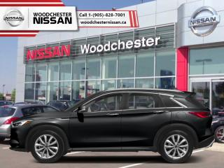 New 2019 Infiniti QX50 Essential AWD  - Navigation - $343.61 B/W for sale in Mississauga, ON