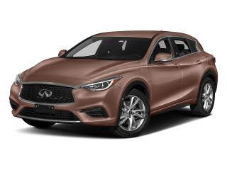 New 2018 Infiniti QX30 Luxe  - $287.77 B/W for sale in Mississauga, ON