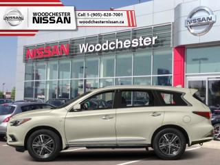 New 2019 Infiniti QX60 PURE AWD  - Sunroof -  Leather Seats - $415.72 B/W for sale in Mississauga, ON