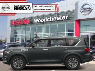 New 2019 Infiniti QX80 Limited 7-Passenger  - Navigation for sale in Mississauga, ON