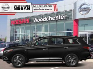 New 2019 Infiniti QX60 PURE AWD  - Sunroof -  Leather Seats - $382.40 B/W for sale in Mississauga, ON