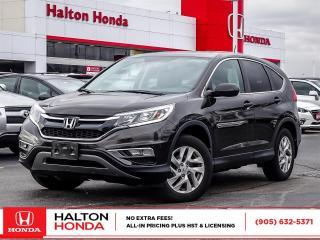 Used 2015 Honda CR-V EXL for sale in Burlington, ON