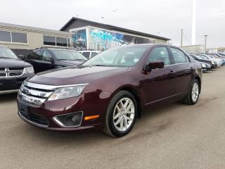 Used 2012 Ford Fusion SEL for sale in Calgary, AB