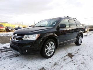 Used 2012 Dodge Journey SXT for sale in Calgary, AB
