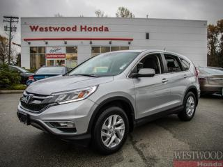 Used 2016 Honda CR-V EX , Factory Warranty Until 2023 for sale in Port Moody, BC