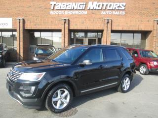 Used 2016 Ford Explorer NAVIGATION | NO ACCIDENT |BCAM | HTD SEAT | 4WD | BIG SCREEN for sale in Mississauga, ON
