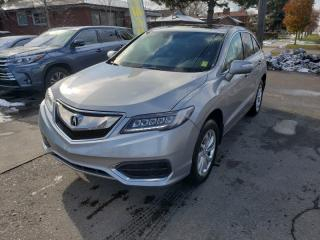 Used 2017 Acura RDX AWD 4dr Tech Pkg for sale in Toronto, ON