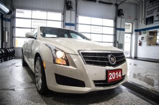 Used 2014 Cadillac ATS Luxury AWD for sale in Carleton Place, ON