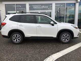 New 2019 Subaru Forester CONVENIENCE for sale in Vernon, BC