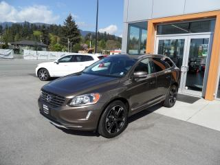 Used 2015 Volvo XC60 T6 AWD Premier Plus for sale in North Vancouver, BC