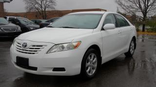 Used 2009 Toyota Camry LE MODEL* LOW KMS!! * CARFAX AVAILABLE for sale in Woodbridge, ON