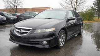 Used 2008 Acura TL TYPE-S * NAVI * LEATHER * CAMERA for sale in Woodbridge, ON