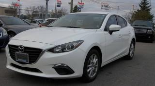 Used 2014 Mazda MAZDA3 Leather * finance available for sale in Woodbridge, ON