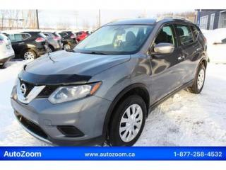 Used 2015 Nissan Rogue S AWD for sale in Laval, QC