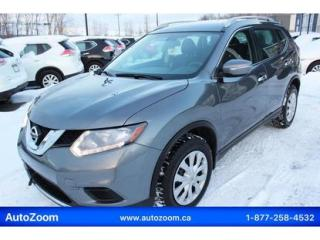 Used 2014 Nissan Rogue S AWD for sale in Laval, QC