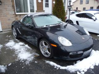 Used 2006 Porsche Boxster BASE for sale in Ste-Marie, QC