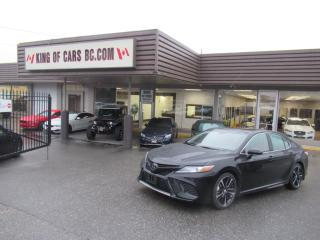 Used 2018 Toyota Camry XSE - V6 for sale in Langley, BC