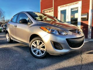 Used 2011 Mazda MAZDA2 GX bicorps manuelle 4 portes for sale in Drummondville, QC