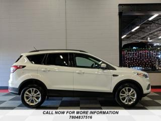 Used 2018 Ford Escape 4WD, SEL, Leather, Sunroof, Back Up Camera, Remote Start for sale in Edmonton, AB