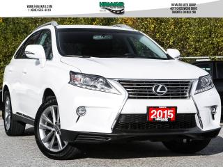 Used 2015 Lexus RX 350 Sportdesign Touring for sale in North York, ON