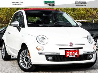Used 2014 Fiat 500 C Lounge for sale in North York, ON