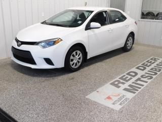 Used 2016 Toyota Corolla for sale in Red Deer, AB