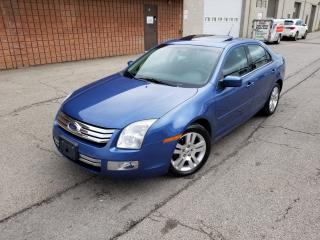 Used 2009 Ford Fusion SEL for sale in Burlington, ON