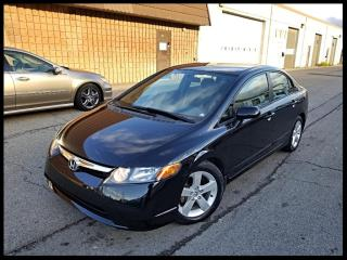 Used 2006 Honda Civic Sdn LX for sale in Burlington, ON